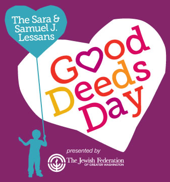 Good Deeds Day logo