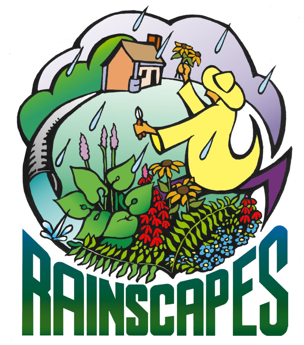 RainScapes Logo